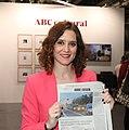 Isabel Díaz Ayuso junto al consejero de Cultura Jaime de los Santos en la inauguración de ARCO 2019. (47239300291).jpg