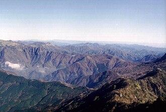 Mount Ishizuchi - Image: Ishizuchi 3