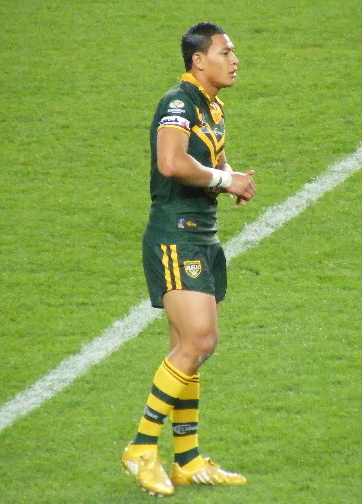 israel folau - photo #25