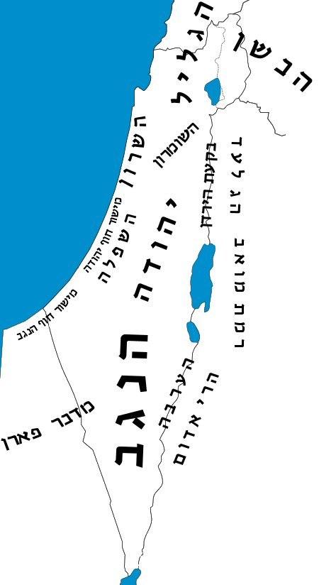 Israelmap001