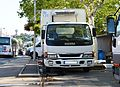 Isuzu N-Series. Refrigerated box rigid truck. Spielvogel 2013.jpg