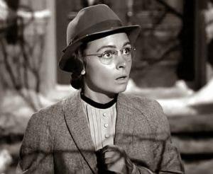 It's a Wonderful Life (film) 1946 Frank Capra, director. Donna Reed