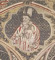 Italian - Embroidered Altar Frontal with Standing Saints - Walters 83716 - Detail E.jpg