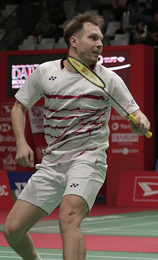 Ivan Sozonov - Indonesia Masters 2018