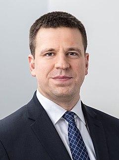 Jüri Ratas cabinet