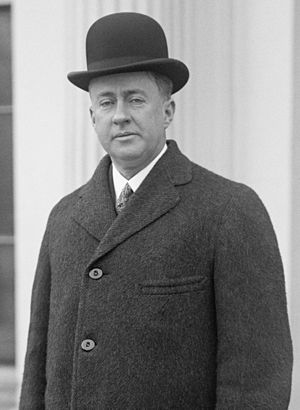 James B. McCreary - J. C. W. Beckham, McCreary's sometime ally, succeeded him in the Senate.