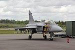JAS-39C Gripen 231 Turku Airshow 2015 09.JPG