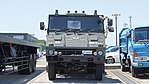 JASDF Towing Truck(Type 73 ougata Track, 47-2653) front view at Miho Air Base May 28, 2017.jpg