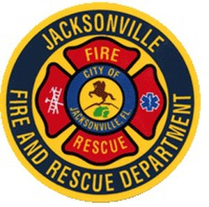 Jacksonville Fire and Rescue Department - Image: JFRD Logo