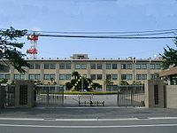 JGSDF Central force head office in Itami, Japan