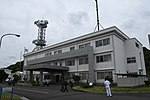 JMSDF Helicopter Squrdron 23rd Building in Maizuru Air Station May 18, 2019.jpg