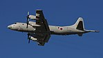JMSDF P-3C(5067) fly over at Tokushima Air Base September 30, 2017 03.jpg