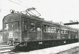63 series Japanese electric multiple unit train type