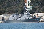 JS Fuyuzuki(DD-118) right front view at JMU Maizuru Shipyard April 13, 2019 03.jpg