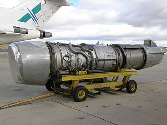 Pratt & Whitney JT8D - A JT8D-9A