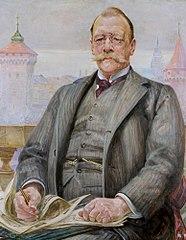 Portret Stanisława Tomkowicza