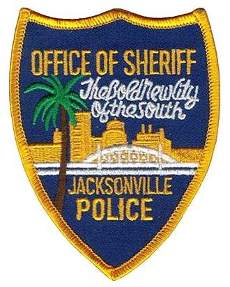 Jacksonville Sheriff's Office - Image: Jacksonville, FL Sheriff Police