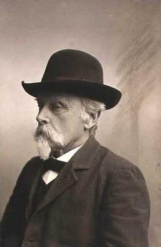 Jacob Kornerup - Jacob Kornerup c. 1900