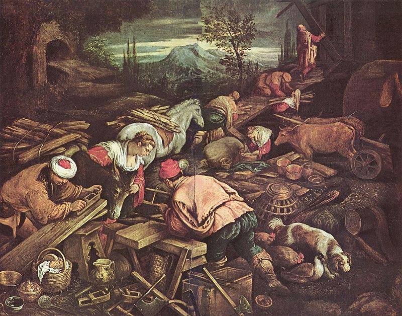 Construction of Noah's Art