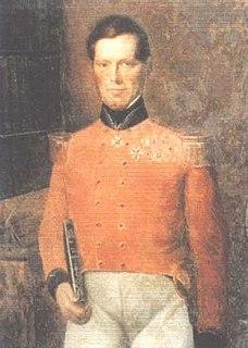 Jacques Etienne Chevalley de Rivaz (1801-1863)