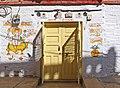 Jaisalmer-36-Wandmalerei zu Hochzeit-2018-gje.jpg