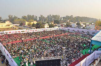 Qadian - Ahmadiyya Jalsa Salana India held in Qadian