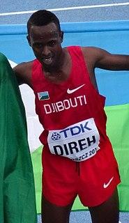 Jamal Abdi Dirieh Djiboutian long-distance runner