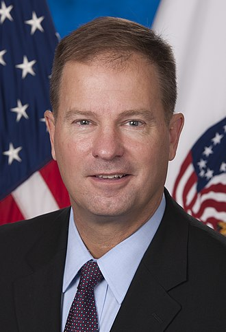 United States Deputy Secretary of Veterans Affairs - Image: James Byrne official photo (cropped)