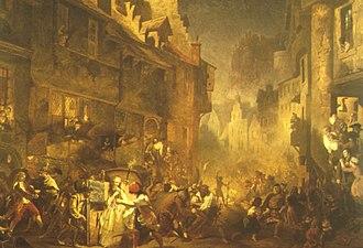 John Porteous (soldier) - The Porteous Mob (1855), James Drummond