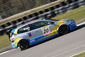 James Kaye 2006 BTCC Brands Hatch.jpg