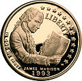 James Madison Bill of Rights $5 commemorative obverse.jpg