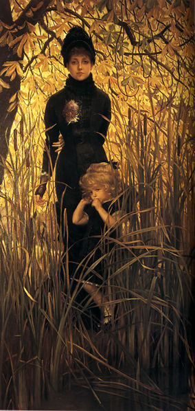 File:James Tissot - Orphan.jpg