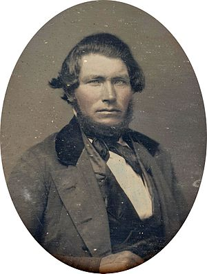 James W. Bradbury - Image: James Ware Bradbury c 1850