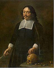 Portrait of a physician