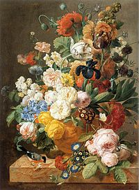 Jan Frans Eliaerts - Bouquet of Flowers in a Sculpted Vase - WGA07479.jpg