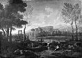 Jan Frans van Bloemen - Roman Landscape with the Tiber and the Casino Belvedere - KMS4459 - Statens Museum for Kunst.jpg