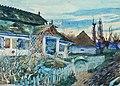 Jan Kanty Gumowski - Dwór 1922.jpg