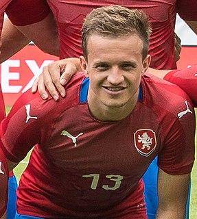 Jan Kopic Czech soccer player