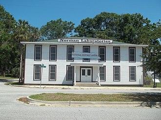 Norman Studios - Restored facility in Jacksonville