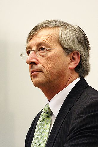 2009 European Parliament election in Luxembourg - Image: Jean Claude Juncker (2006)