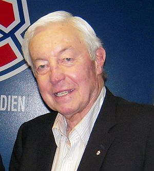 Jean Béliveau - Béliveau in 2009