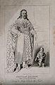 Jeffery Hudson, a dwarf, aged 30. Stipple engraving by R. Pa Wellcome V0007134EL.jpg