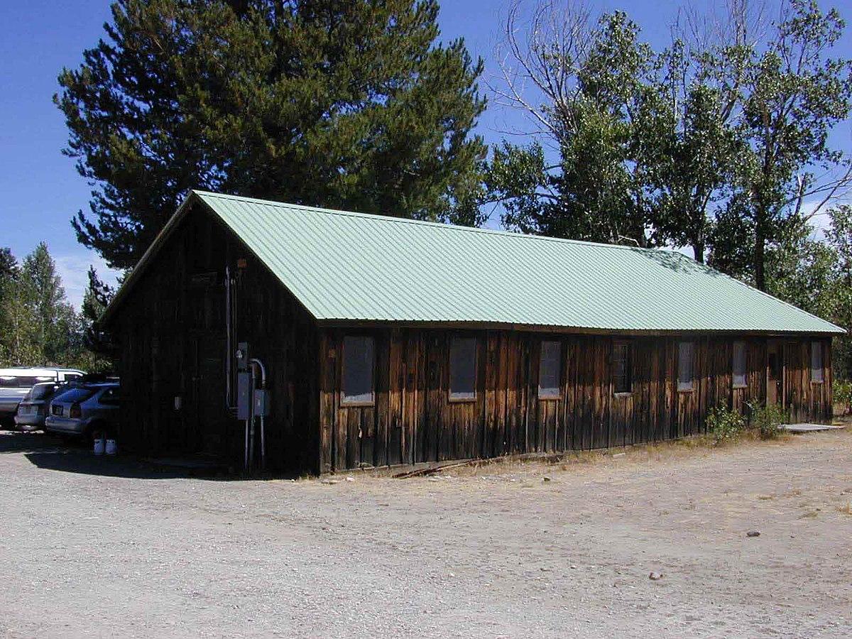 Jenny Lake CCC Camp NP-4 - Wikipedia