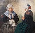 Jessen Carl Ludwig Bäuerinnen Museumsberg Flensburg Heinrich-Sauermann-Haus.JPG