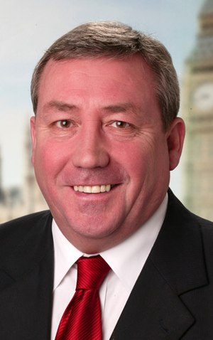 Jim Sheridan (politician) - Image: Jim Sheridan MP Portrait