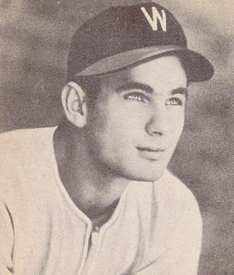 Jimmy Bloodworth - Image: Jimmy Bloodworth 1940 Play Ball card