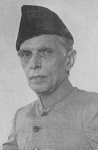 Indian provincial elections, 1937 - Image: Jinnah 1945a