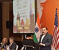 Jitendra Singh addressing a function on the 'eve of World Diabetes Day', in New Delhi,.jpg