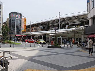 Jiyūgaoka, Meguro, Tokyo - Jiyūgaoka Station (Tokyo)