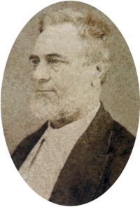 A photograph of Joaquim Manuel de Macedo dating from 1866